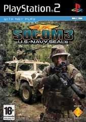 SOCOM 3 PS2