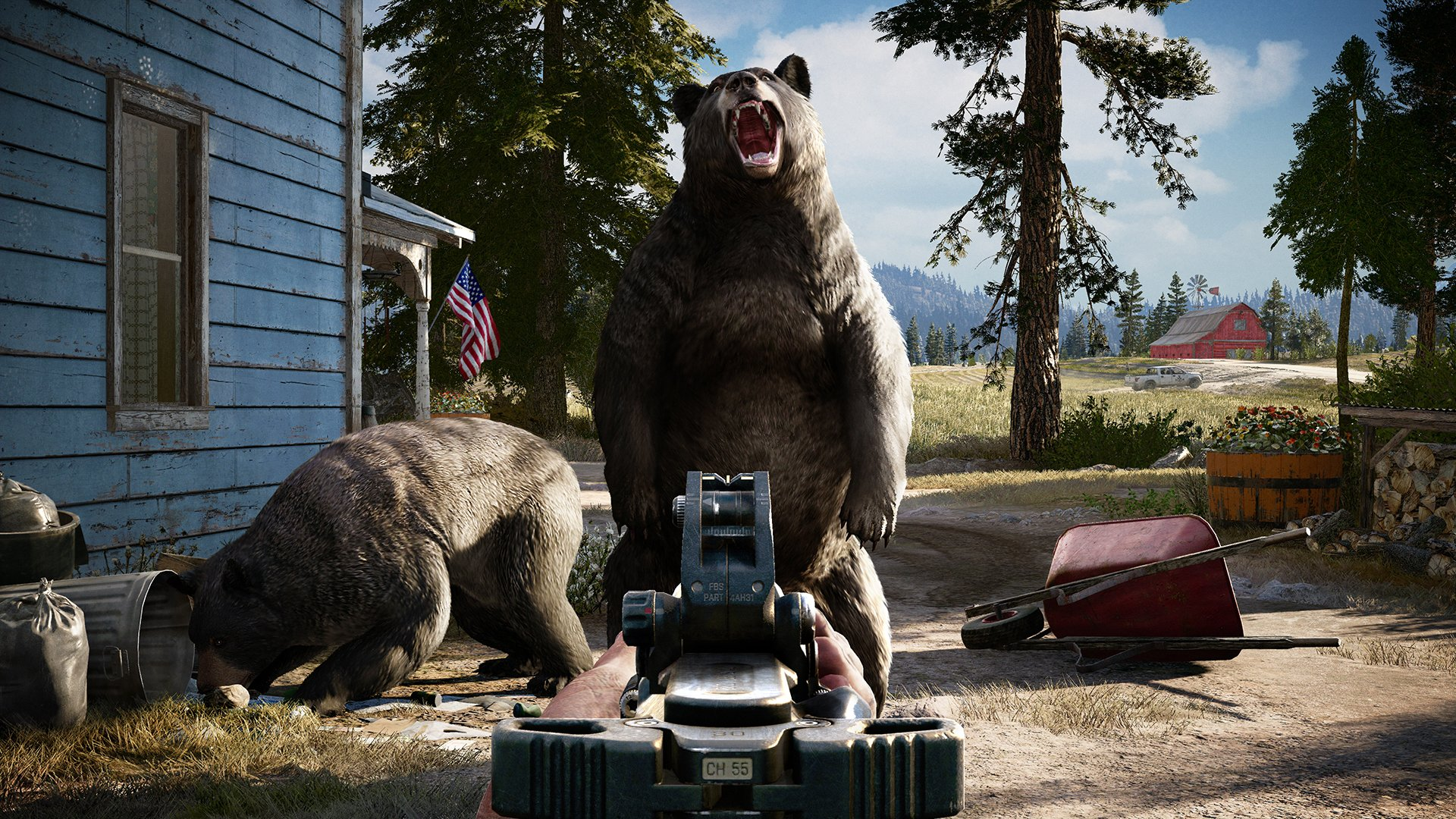 how to far cry 5 crack