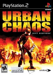 Urban Chaos PS2