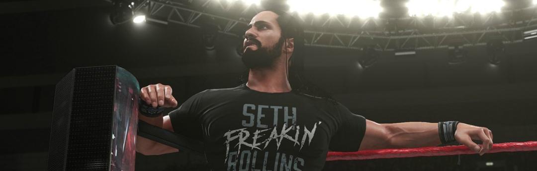 WWE 2K18 - Análisis