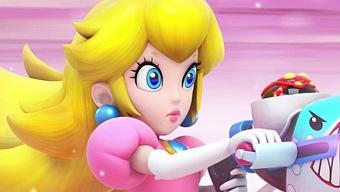 Video Mario + Rabbids Kingdom Battle, Peach