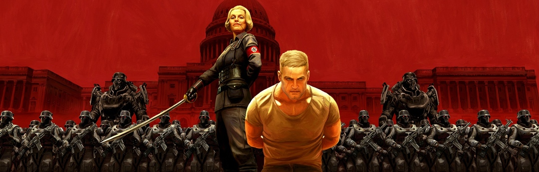 Wolfenstein 2 The New Colossus - Impresiones jugables