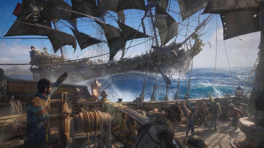 Skull & Bones: Batallas navales en la Edad de Oro de la Piratería