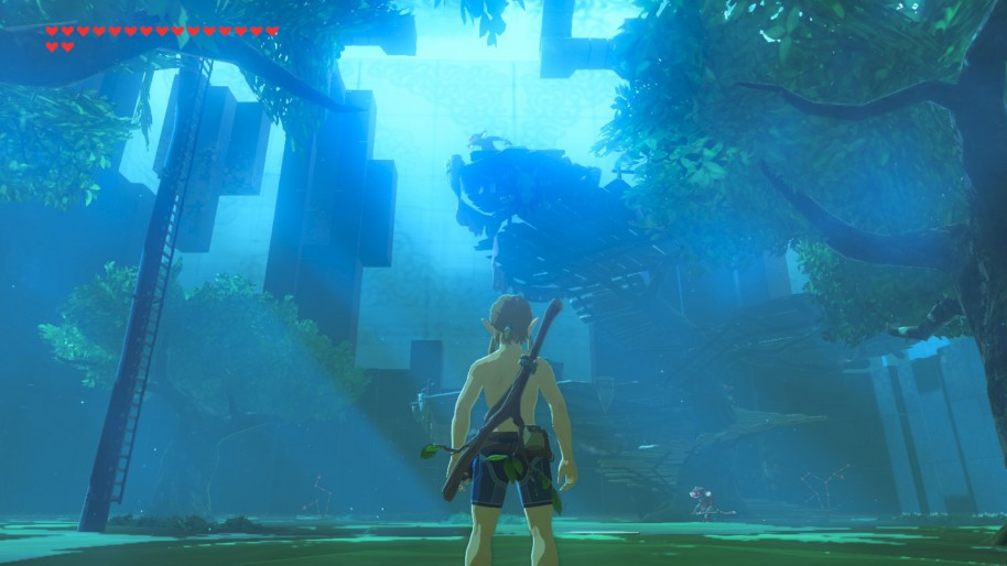 The Legend of Zelda Breath of the Wild - Las Pruebas Legendarias: The Legend of Zelda Breath of the Wild - Las Pruebas Legendarias: Primer DLC. Nuevo desafío para Hyrule