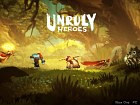 Imagen Nintendo Switch Unruly Heroes