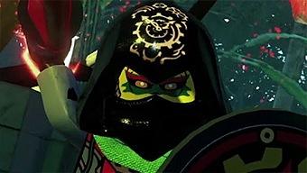 Video La LEGO Ninjago Película, Dojo