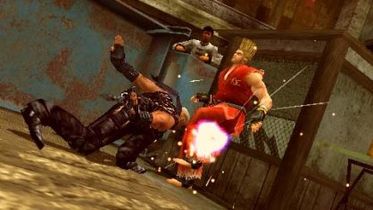 Tekken 6 PSP