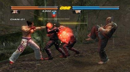 Tekken 6: Impresiones jugables