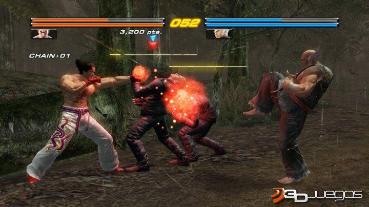 Tekken 6 - Impresiones jugables