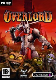 Car�tula oficial de Overlord PC