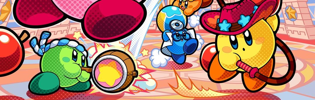 Kirby Battle Royale - Análisis