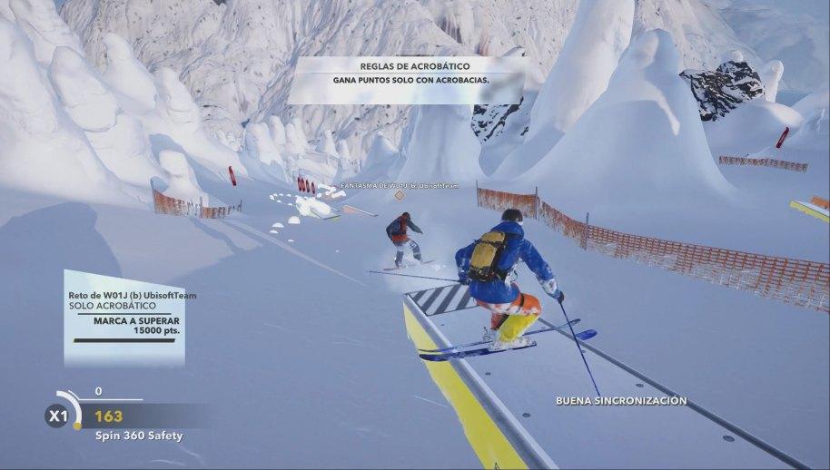 Steep Camino a las Olimpiadas análisis