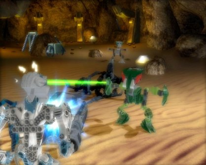 Bionicle Heroes (PlayStation 2)