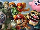 V�deo Super Smash Bros. Brawl: