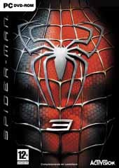 Car�tula oficial de Spider-Man 3 PC