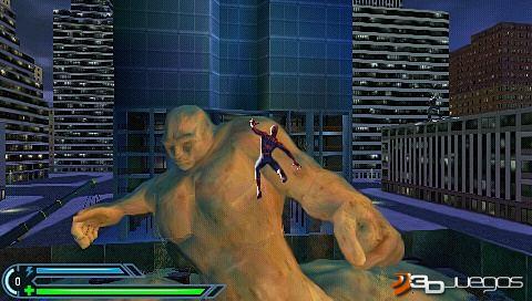 Imgenes de SpiderMan 3 para PSP  3DJuegos