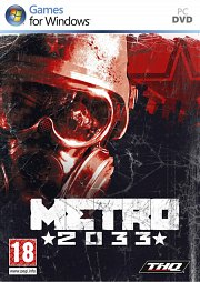 Car�tula oficial de Metro 2033 PC