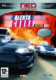 Car�tula oficial de Alerta Cobra PC