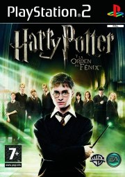 Harry Potter y la Orden del Fénix PS2