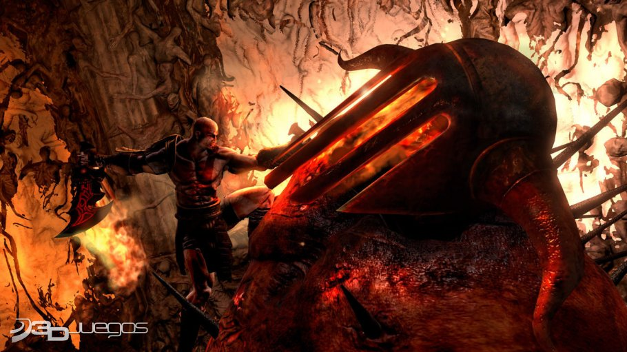 God of War 3 - Especial Fortalezas y expectativas