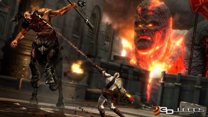God of War 3 - Impresiones E3 09