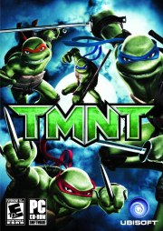 Car�tula oficial de TMNT PC