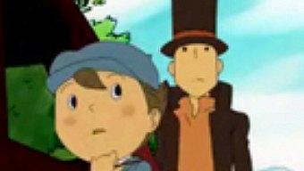 Video Profesor Layton y la Villa Misteriosa, Trailer oficial 1