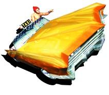 Regresa el juego de taxis más loco y divertido