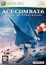 Ace Combat 6 Xbox 360