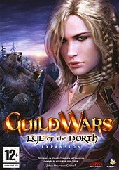 Car�tula oficial de Guild Wars: Eye Of The North PC