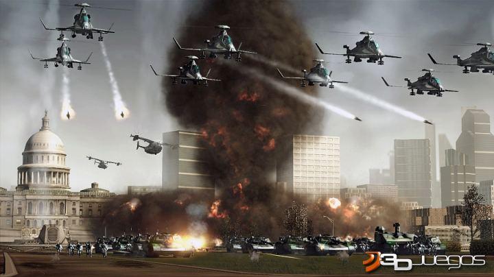 Tom Clancy's EndWar - Impresiones y videoentrevista