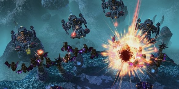StarCraft 2 Wings of Liberty an�lisis