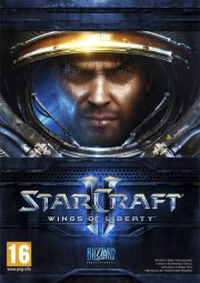 Car�tula oficial de StarCraft 2: Wings of Liberty PC
