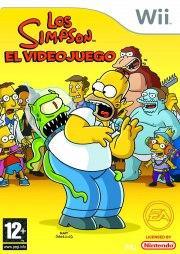 Los Simpson: El Videojuego Wii