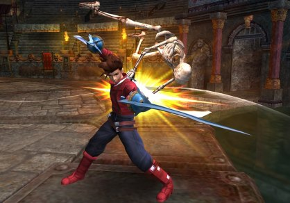 Soul Calibur Legends Wii