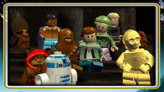 LEGO Star Wars Complete Saga