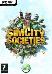Car�tula oficial de SimCity Societies PC