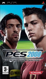 PES 2008 PSP