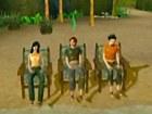 V�deo Los Sims 2: Náufragos, Vídeo oficial 1