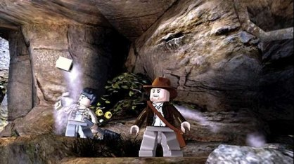 LEGO Indiana Jones: Avance
