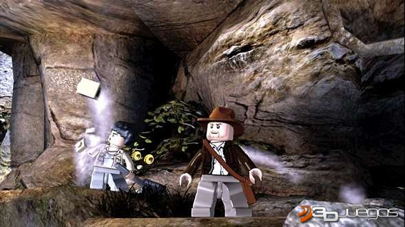 LEGO Indiana Jones - Avance