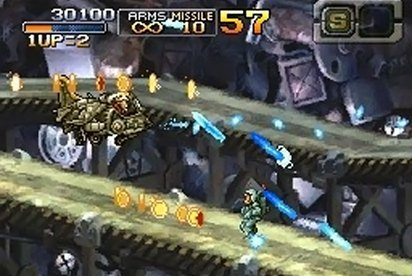 Metal Slug 7 DS