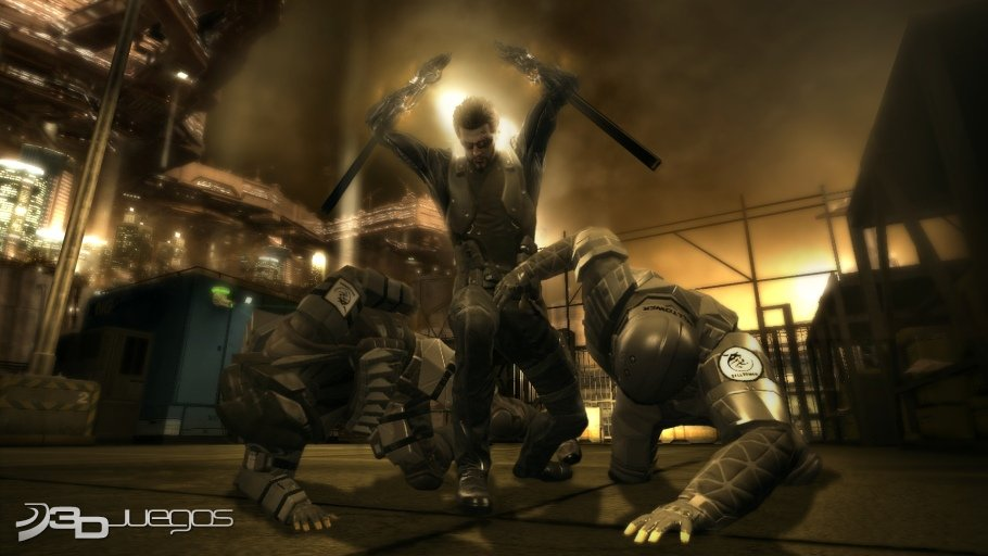 Deus Ex Human Revolution - Impresiones jugables