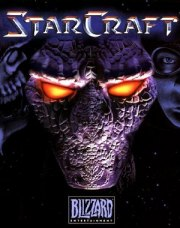 Car�tula oficial de Starcraft PC