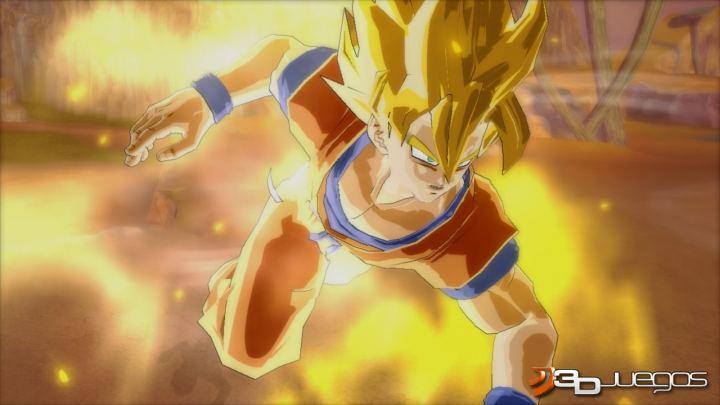 """Dragon Ball Z Burst Limit (Análisis PS3) """"6,5/10"""" - 3DJuegos"""