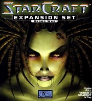 Car�tula oficial de Starcraft: Brood War PC