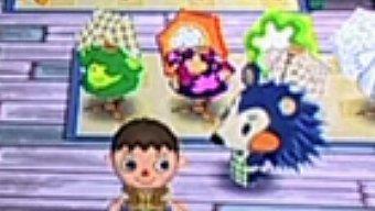 Video Animal Crossing Wii, Presentación E3-08