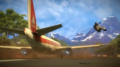 Just Cause 2: Impresiones Beta