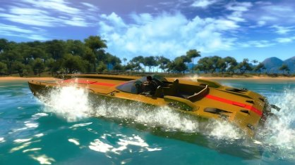 Just Cause 2: Avance
