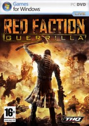 Car�tula oficial de Red Faction: Guerrilla PC